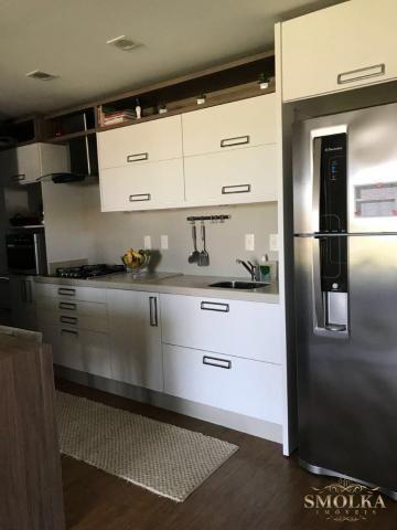 Apartamento à venda com 2 dormitórios em Jurerê, Florianópolis cod:9437 - Foto 9