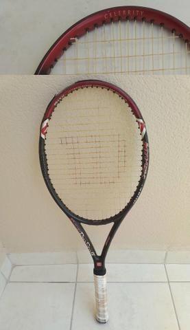 Combo 2 Raquetes de Tênis - Pro Kennex e Pro Staff 97 Wilson - Foto 3