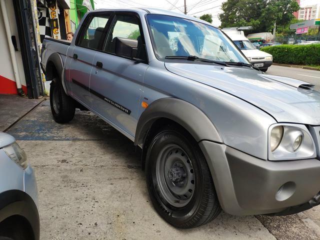 Mitsubishi l200 outdoor 2.5 diesel turbo intercooler 2009 - Foto 2