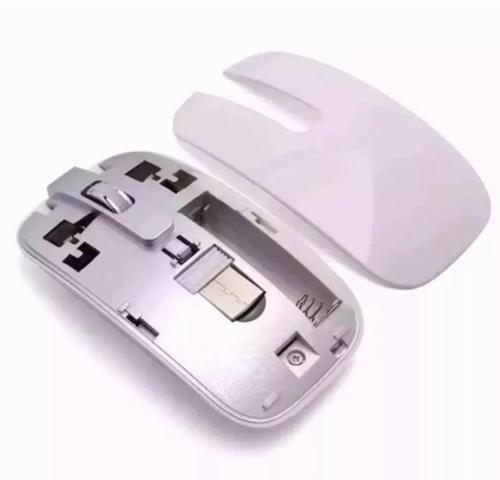 Kit teclado e mouse sem fio Wireless - Foto 5