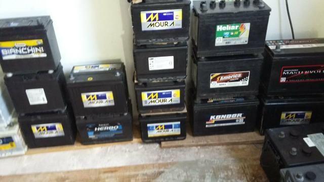 Bateria aparti de 150 amper abase de troca
