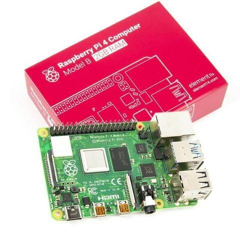 Raspberry Pi 3, 3+ e 4, Fonte, Case - Foto 2