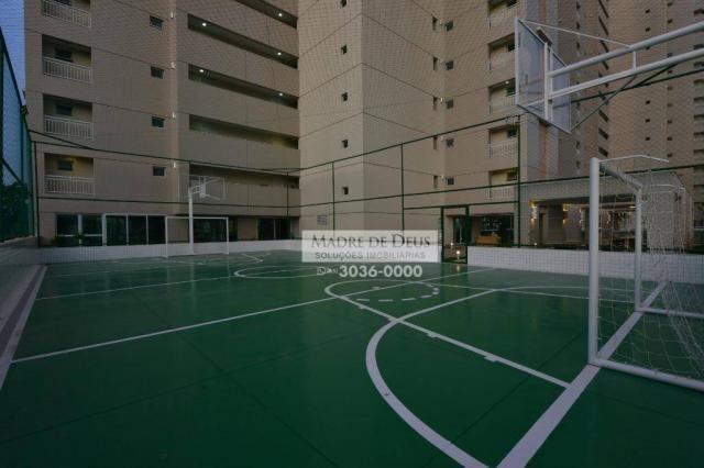 Apartamento com 2 dormitórios à venda, 74 m² por r$ 699.300 - guararapes - fortaleza/ce - Foto 16