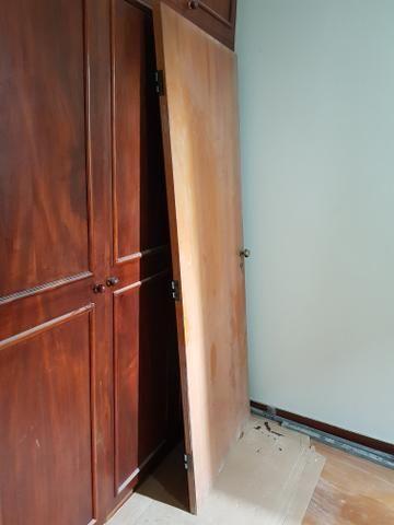 Porta 2,10m x 0,81m completa com marco