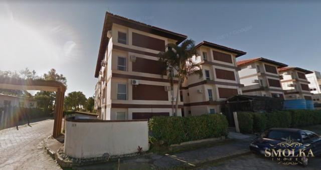 Apartamento à venda com 1 dormitórios em Cachoeira do bom jesus, Florianópolis cod:9463