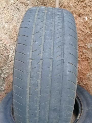 Pneu aro 15/ são dois pneus por 120 reais/ apenas dinheiro/buscar no sao judas tadheu - Foto 2