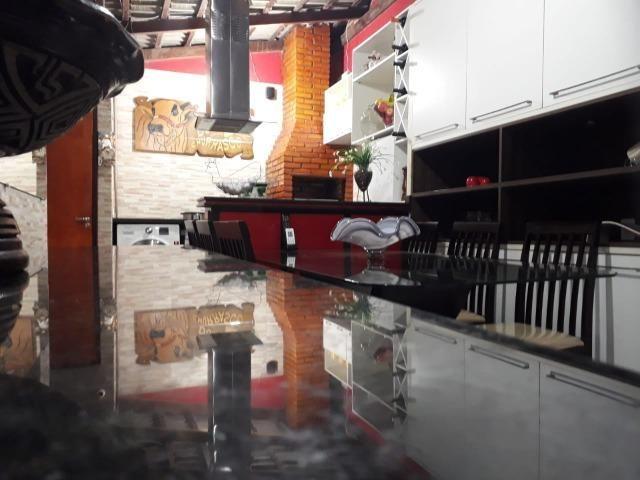 Espetacular e Única! Casa 03 Quartos, Segura e Moderna, Quadra 803 no Recanto das Emas - Foto 3