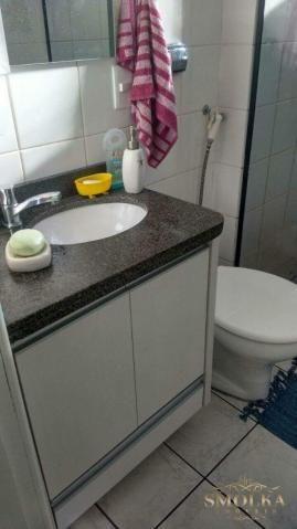 Apartamento à venda com 2 dormitórios em Canasvieiras, Florianópolis cod:9168 - Foto 8
