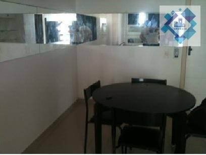 Apartamento com 1 dormitório à venda, 44 m² por R$ 270.000,00 - Mucuripe - Fortaleza/CE - Foto 3
