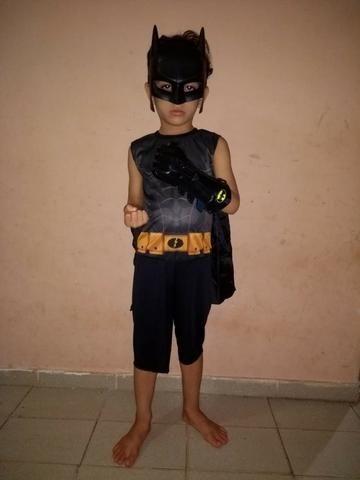 "Fantasia Infantil ""Batman"" - Foto 2"