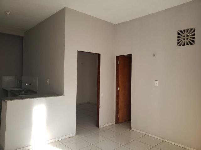 Ap 2 quartos prox Center Box Bernardo Manuel 1 calção 55 m² sem condomínio - Foto 3