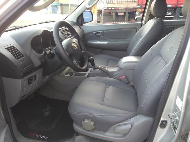 Hilux SRV 3.0 Turbo Diesel 2008 Extra! - Foto 10