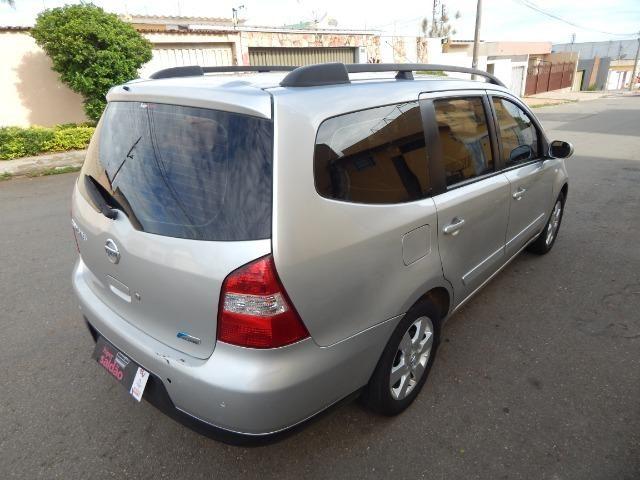 Nissan/grand livina 7 lugares 2010/2010 muito nova - Foto 7