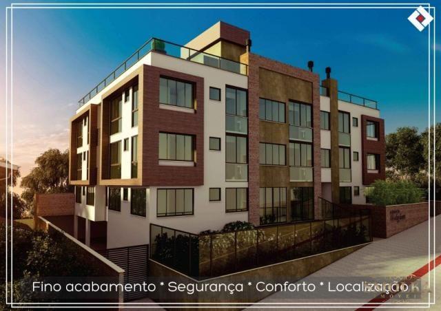 Apartamento à venda com 2 dormitórios em Ingleses do rio vermelho, Florianópolis cod:9564 - Foto 2