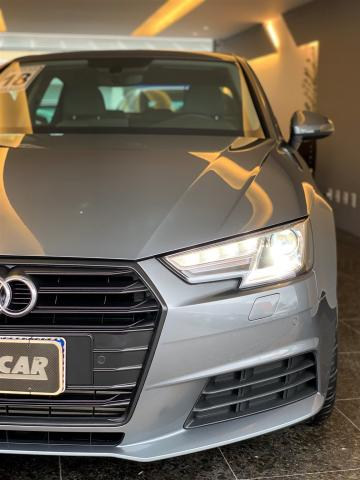 AUDI A4 2018/2018 2.0 TFSI ATTRACTION GASOLINA 4P S TRONIC - Foto 3