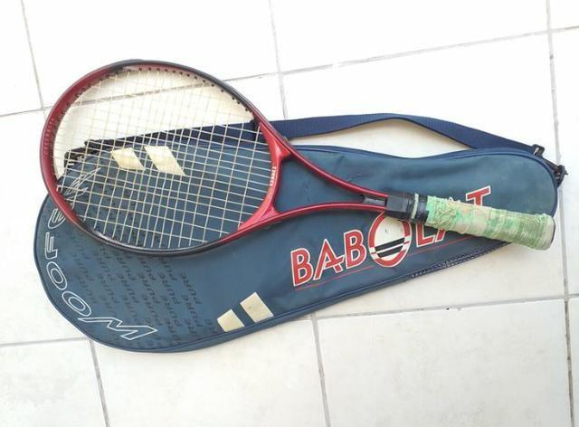 Combo 2 Raquetes de Tênis - Pro Kennex e Pro Staff 97 Wilson