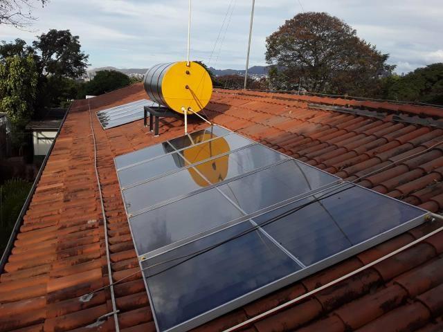 Aquecedor solar , kit ate 10x sem juros - Foto 2