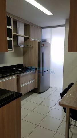 Apartamento de 2 vagas mobiliado no Edifício Fábio Ferreira - Foto 8
