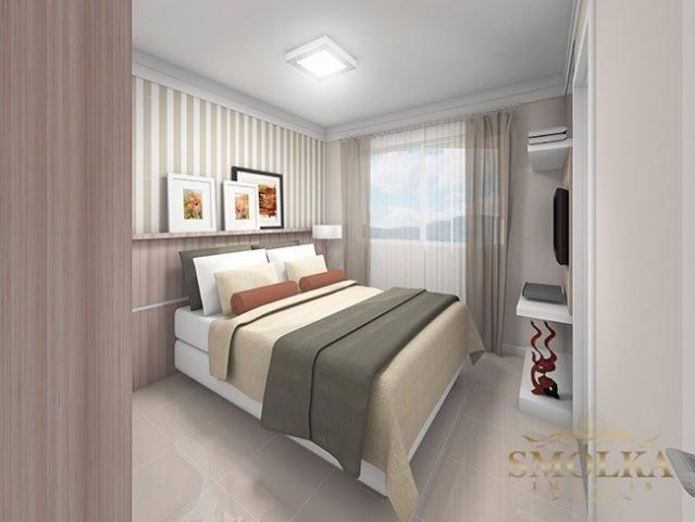 Apartamento à venda com 2 dormitórios em Pântano do sul, Florianópolis cod:5319 - Foto 4
