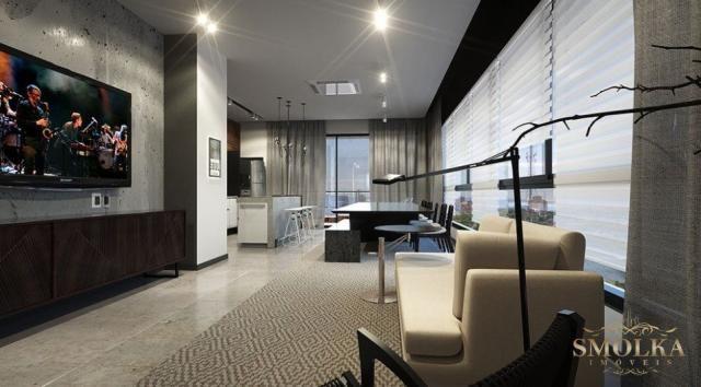 Apartamento à venda com 3 dormitórios em Jurerê internacional, Florianópolis cod:8410