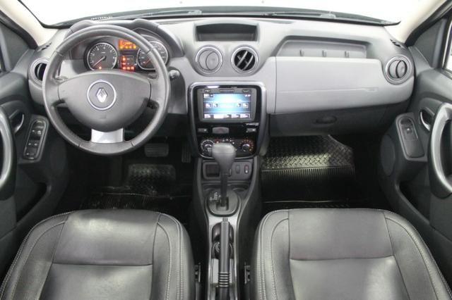 Renault Duster 2.0 16V Dynamique (Flex)(Aut) 2013+Bancos em Couro - Foto 3