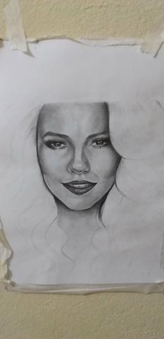 Desenho à lápis - Foto 2