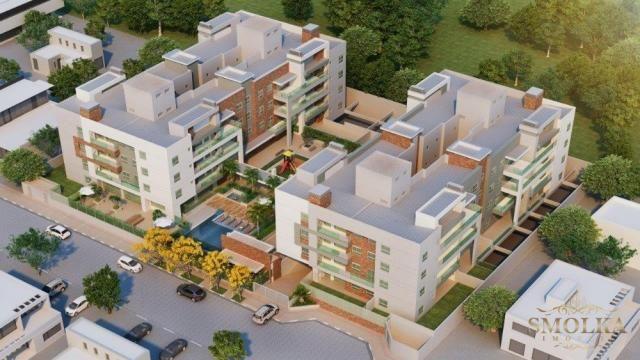 Apartamento à venda com 3 dormitórios em Monte verde, Florianópolis cod:9338 - Foto 6