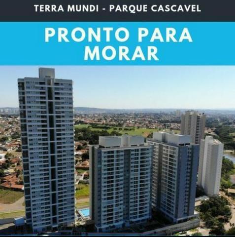 TERRA MUNDI PARQUE CASCAVEL 2 e 3 Quartos com suítes Plenas - Foto 2