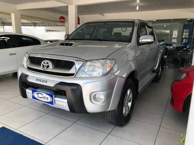 Toyota Hilux CD 4X4 SRV - Foto 4