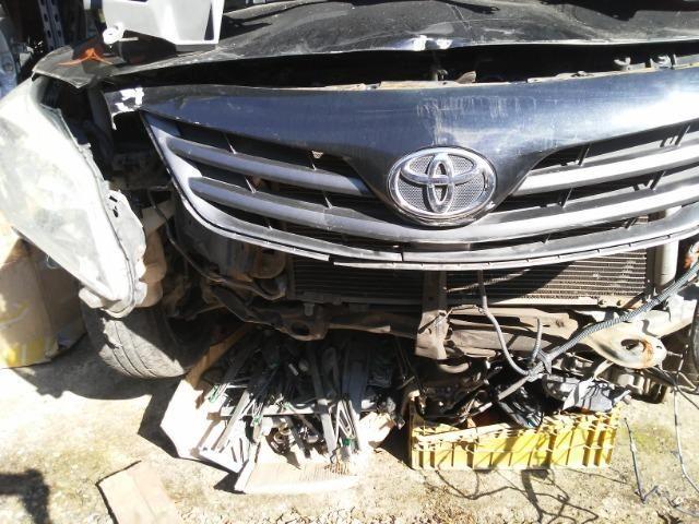 Sucata Toyota Corolla 2012 - Motor Câmbio Peças Acessórios - CDV Credenciado - Foto 4