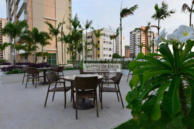 Apartamento com 2 dormitórios à venda, 74 m² por r$ 699.300 - guararapes - fortaleza/ce - Foto 15
