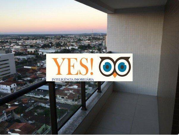 Apartamento residencial para Locação, Santa Mônica, Feira de Santana, 3 quartos. - Foto 4