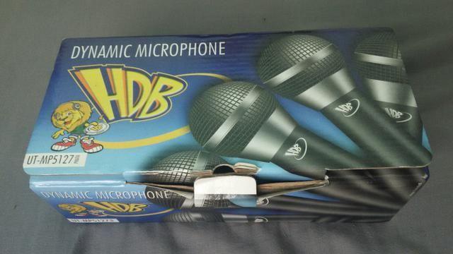 Microfone HDB - Foto 3