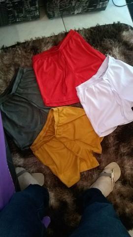 Promoção blusinhas e short não perca tempo chama no ZAP * - Foto 2