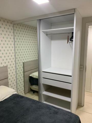 Ap 2 quartos Meireles mobiliado e projetado - Foto 11