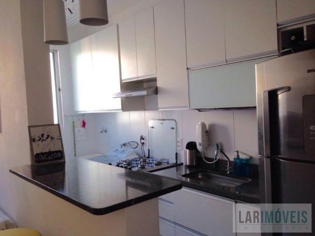 Apartamento 02 quartos em Colina de Laranjeiras - Armários em todos os ambientes! - Foto 5