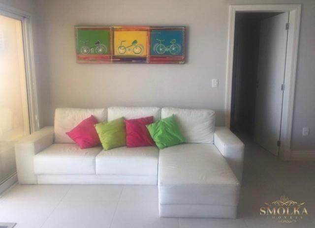 Apartamento à venda com 3 dormitórios em Canasvieiras, Florianópolis cod:9445 - Foto 12