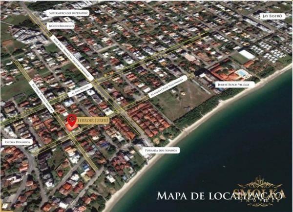 Apartamento à venda com 3 dormitórios em Jurerê, Florianópolis cod:9490 - Foto 2
