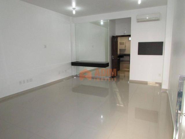 Sala para alugar, 81 m² por R$ 2.800,00/mês - Centro - Balneário Camboriú/SC - Foto 3