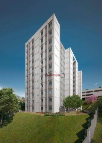 Apartamento com 2 quarto à venda, 48 m² por r$ 209.900 - palmeiras - belo horizonte/mg - Foto 9