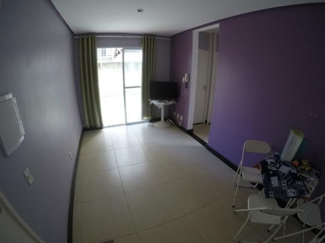 F - Apartamento 2 Qts térreo com Varanda / Praia da Baleia 117 mil - Foto 5