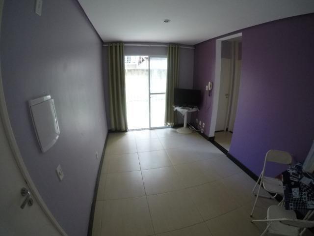 F - Apartamento 2 Qts térreo com Varanda / Praia da Baleia 117 mil - Foto 4
