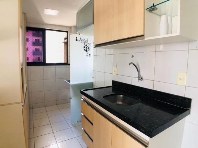Apartamento no Bairro Damas com 67m, 3 quartos e todo projetado - Foto 7