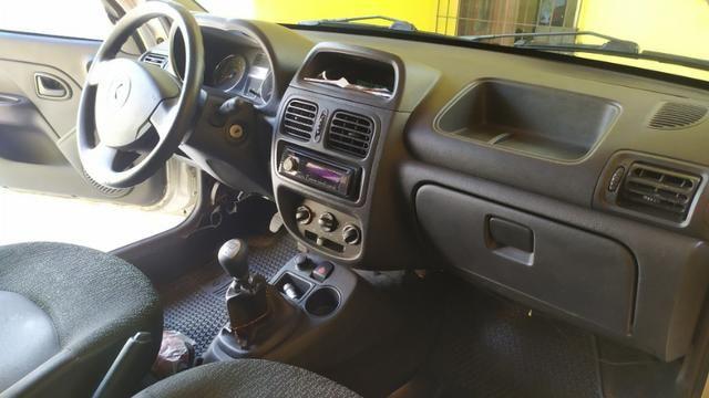 Vendo Renault Clio 1.0 flex 4 portas em perfeito estado, segundo dono! - Foto 7