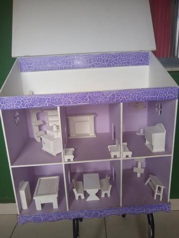 Vendo uma casinha de bonecas - Foto 2