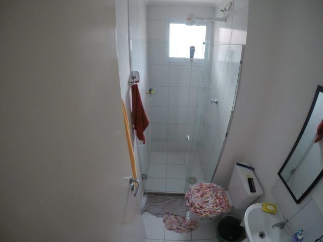 F - Apartamento 2 Qts térreo com Varanda / Praia da Baleia 117 mil - Foto 13