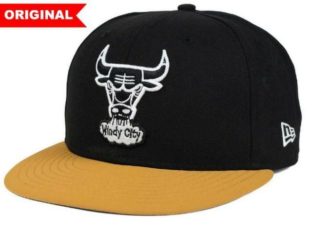 Boné Aba Reta New Era Chicago Bulls Nba 9fifty Original ... 6a40487b49c2e