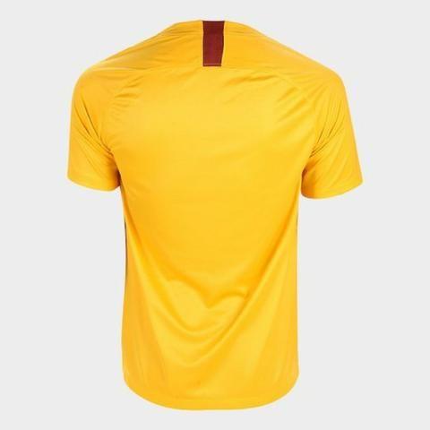 4bed35ae5e Camisa da Roma amarela - Roupas e calçados - Chácara Adriana ...