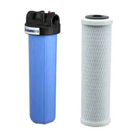 Purificador de água para residências e máquinas de açaí 20 pol - Vendo no Boleto