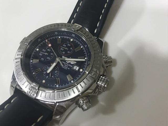 735ad5f265d Relogio Breitling Super Avenger II